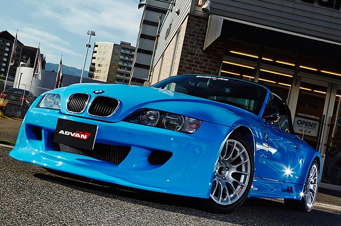 BMW bmw z3 mクーペ ホイール : advan.com
